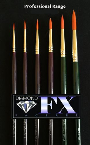 Diamond FX Brushes